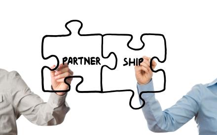 Budiness partnership