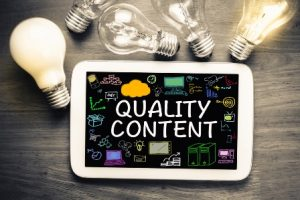 Why is 'Quality Content' Important for Your Business Growth?