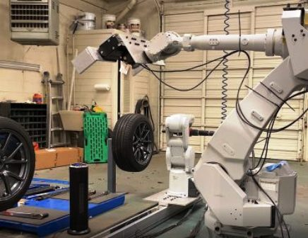 RoboTire Funded .5M to Develop Smart Automotive Technology