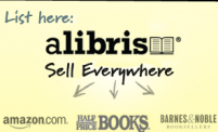 Funding to Sell Books on Alibris